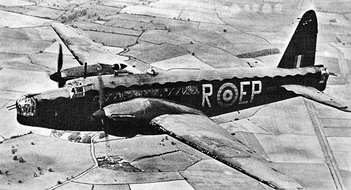 Bombardier Vickers Wellington