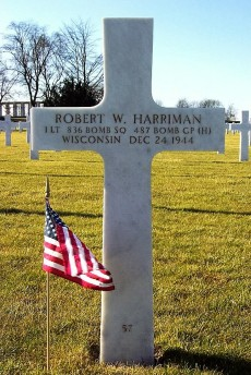 grave-of-1lt-harriman