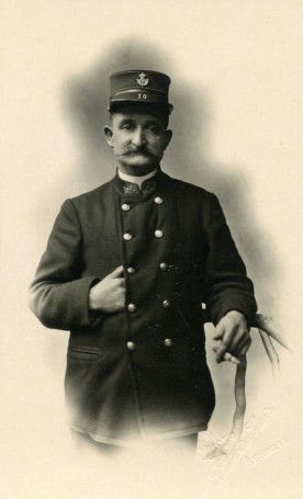 facteur-des-postes-daywaille-en-1926
