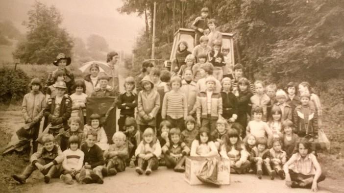 opération dépollution à Fanzel juin 79