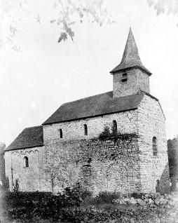 Chapelle Vieuxville_Copyright Musée de Logne