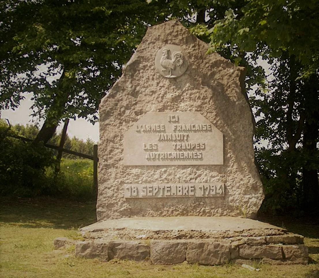 monument des français